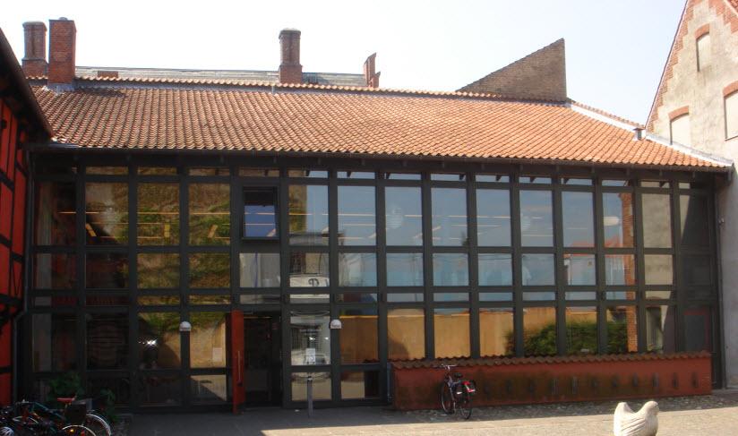 Tegnekonkurrence på Sorø Børnebibliotek