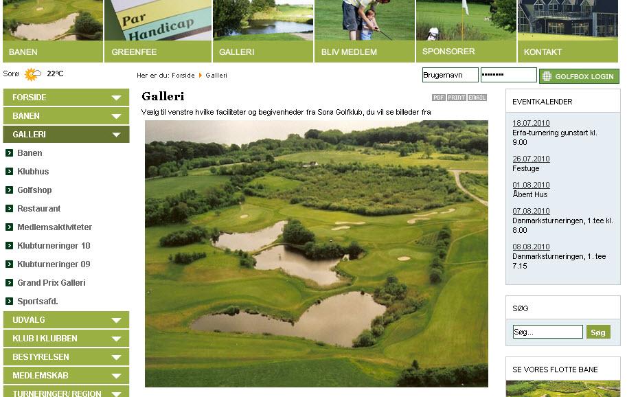 Sorø Golfklub
