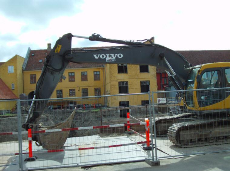 Vestsjællands Kunstmuseum under ombygning