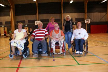 Kørestolsdans i Sorø