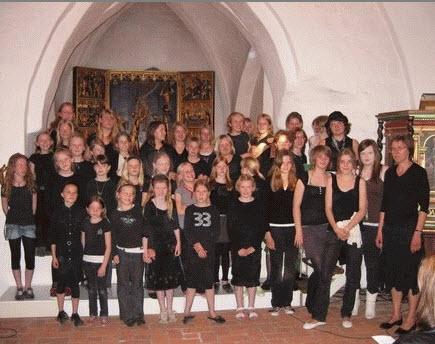Pedersborg Kirkes Kor søger nye medlemmer
