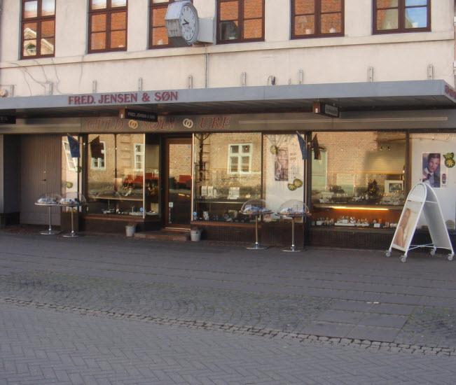 Morgenkaffe hos Fred. Jensen & Søn