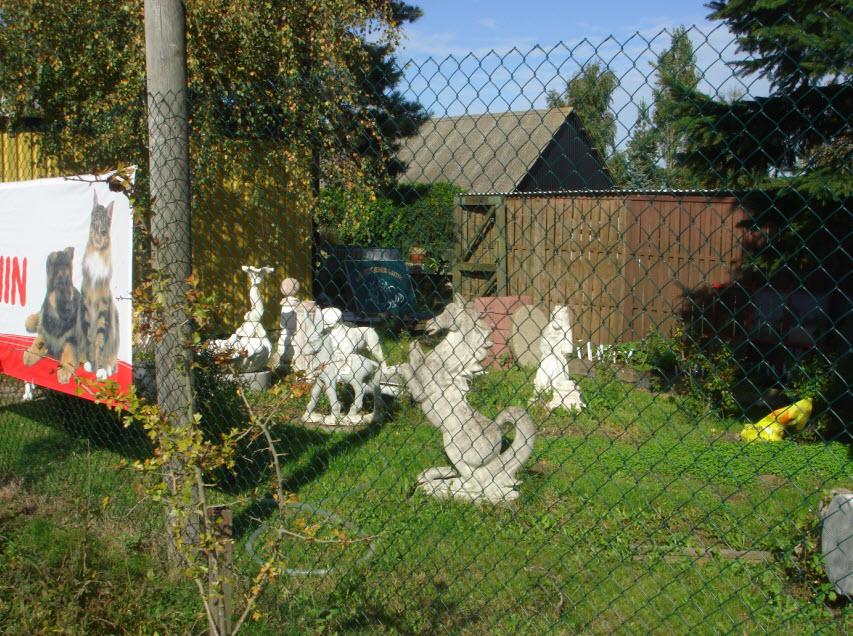 Havekunst i Kæledyrenes Butik