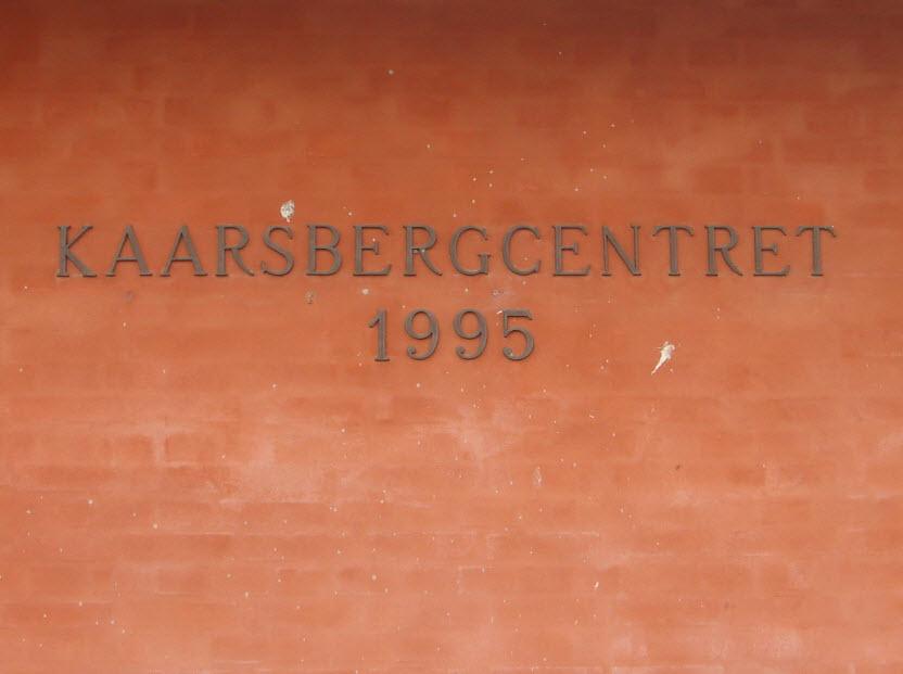 L'hombre i Kaarsbergcentret