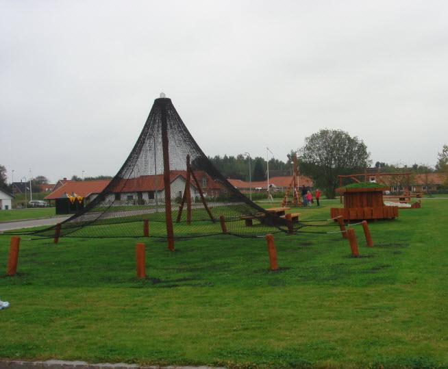 Liselund Legeplads indviet
