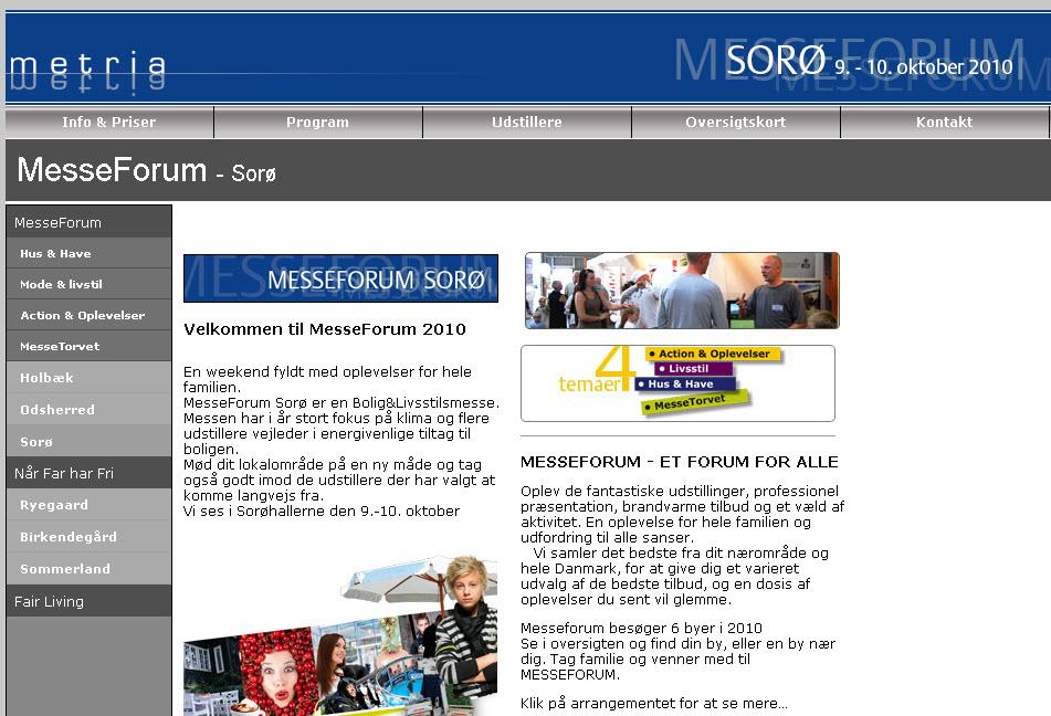 Fine præmier på MesseForum Sorø