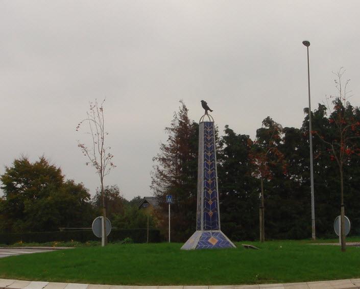 Obelisk i Liselund