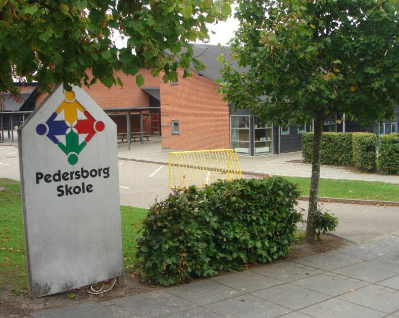 Børnezumba på Pedersborg Skole
