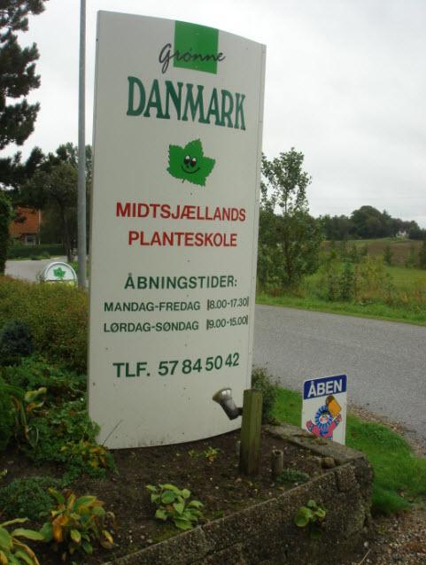 Midtsjællands Planteskole