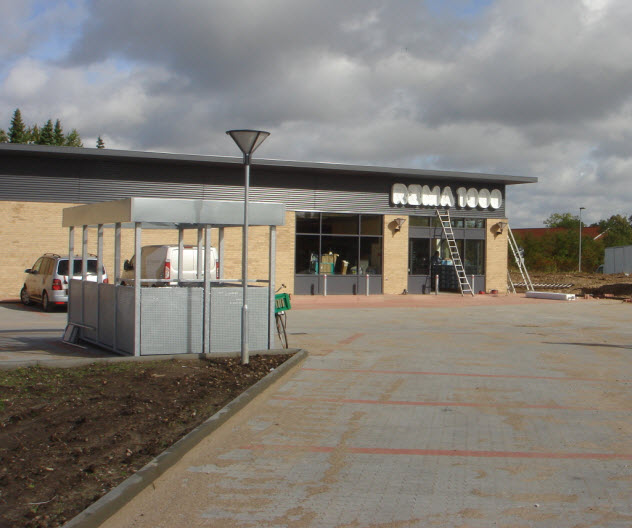 Ny Rema 1000 i Sorø