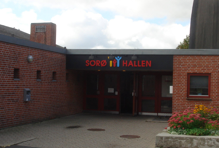 Badminton for seniorer i Sorøhallen