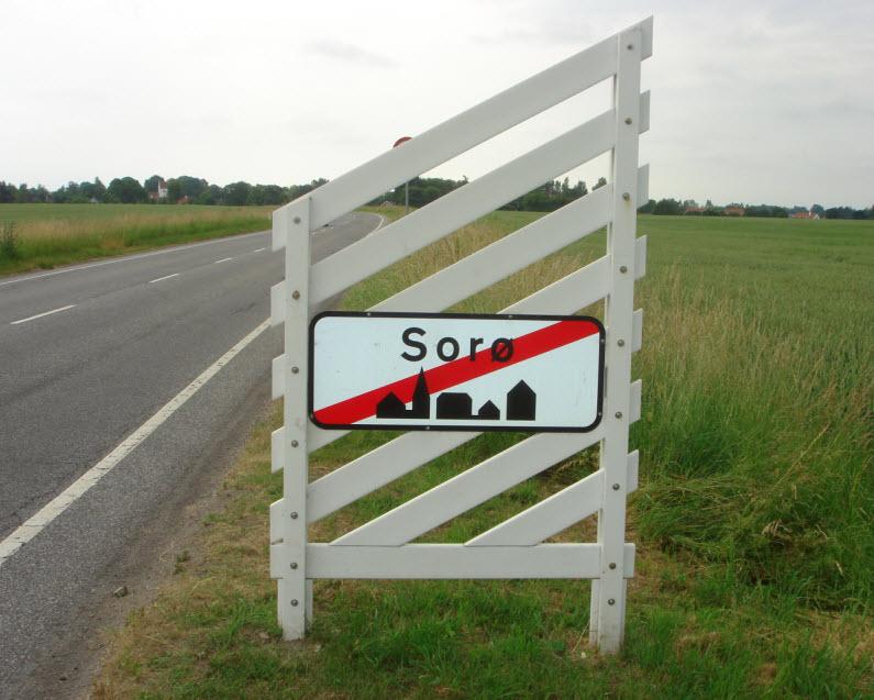 Indbrudsbølge i Sorø
