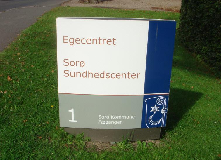 Indvielse af Sorø Sundhedscenter