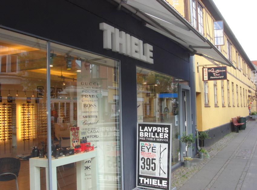 Thiele – briller efter dit eget hoved