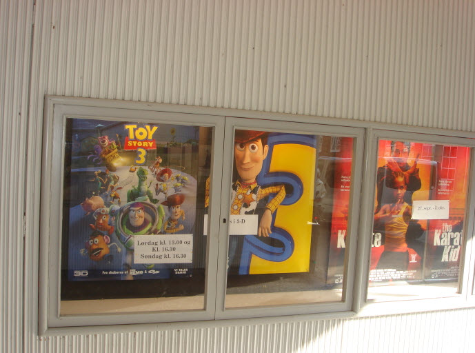 Toy Story 3 i Victoria Teatret