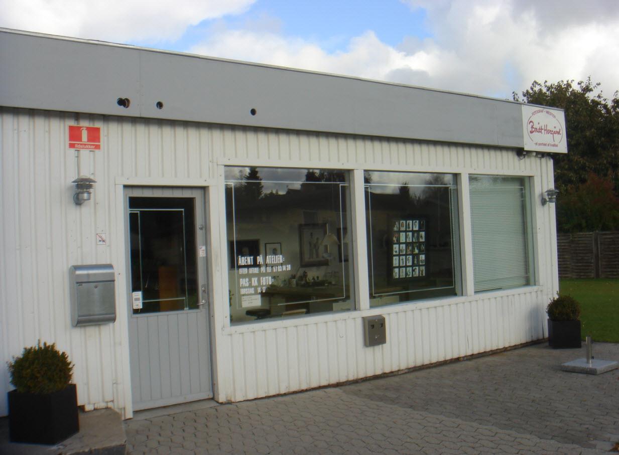 Britt Hergårds butik