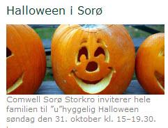 Halloween i Sorø