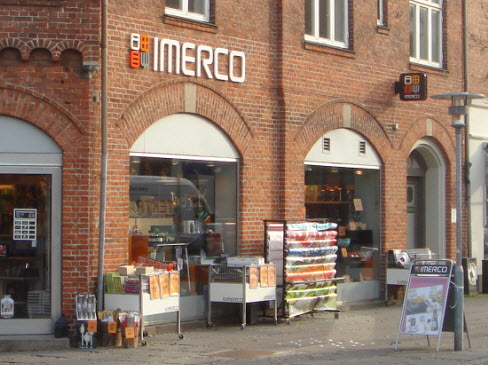 Muffins hos Imerco