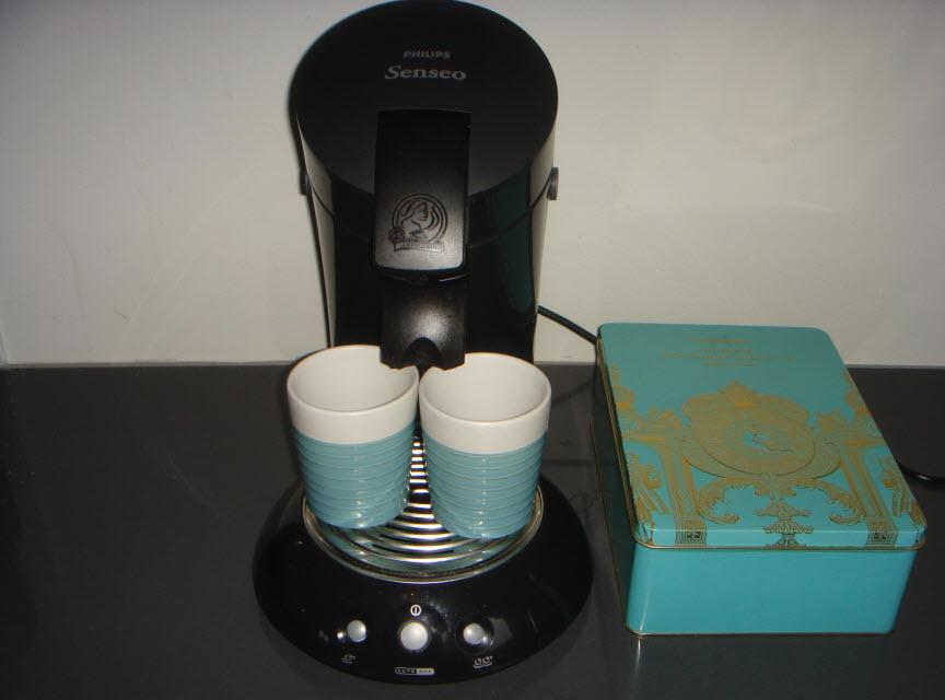 Krus til Senseo-kaffekanden