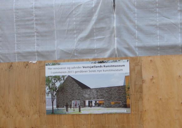 Kunstmuseets byggeri
