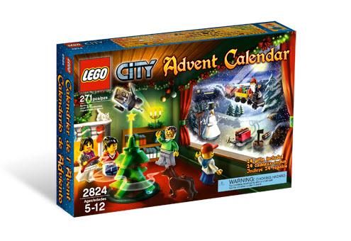 Julekalender 2010 til ungerne
