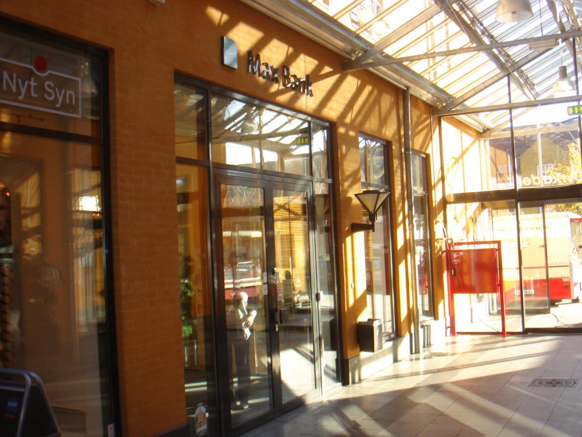 Max Bank – nu i Sorø