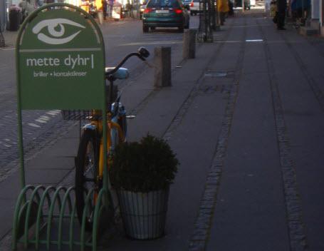 Jim Lyngvild hos Mette Dyhr
