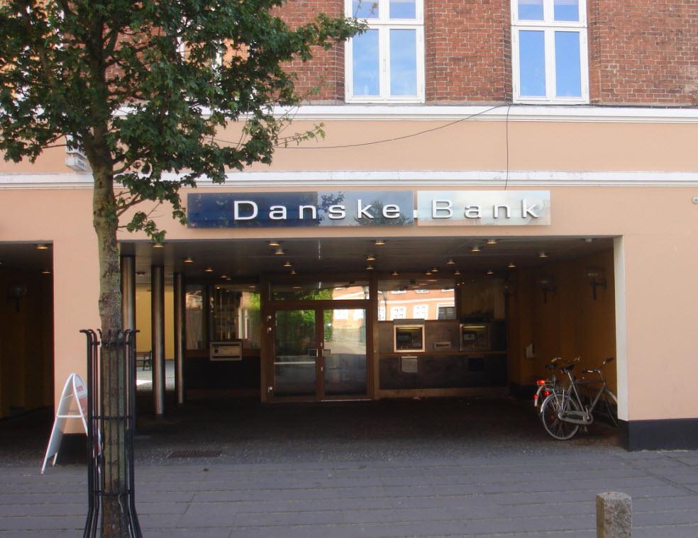 Danske Bank støtter sporten