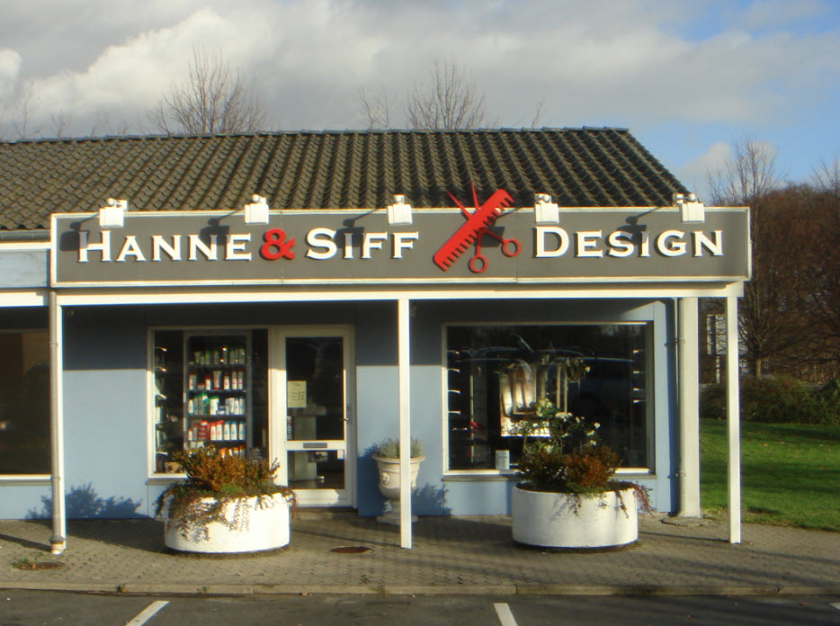 Hanne & Siff Design i Sorø