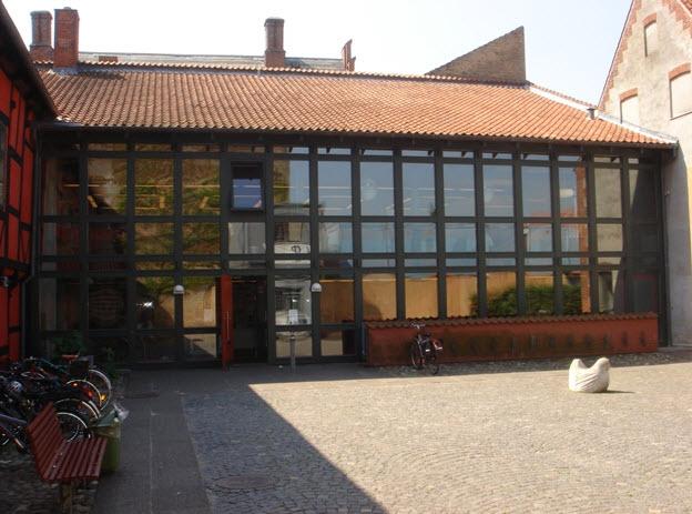 Sorø Bibliotek sælger bøger