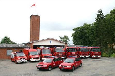 Åbent hus hos Sorø Brandvæsen