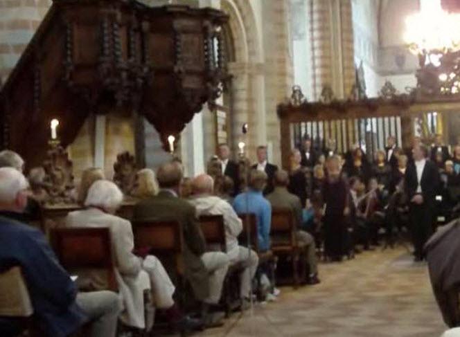 Messias i Sorø Klosterkirke