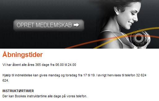 Nyt motionscenter i Sorø