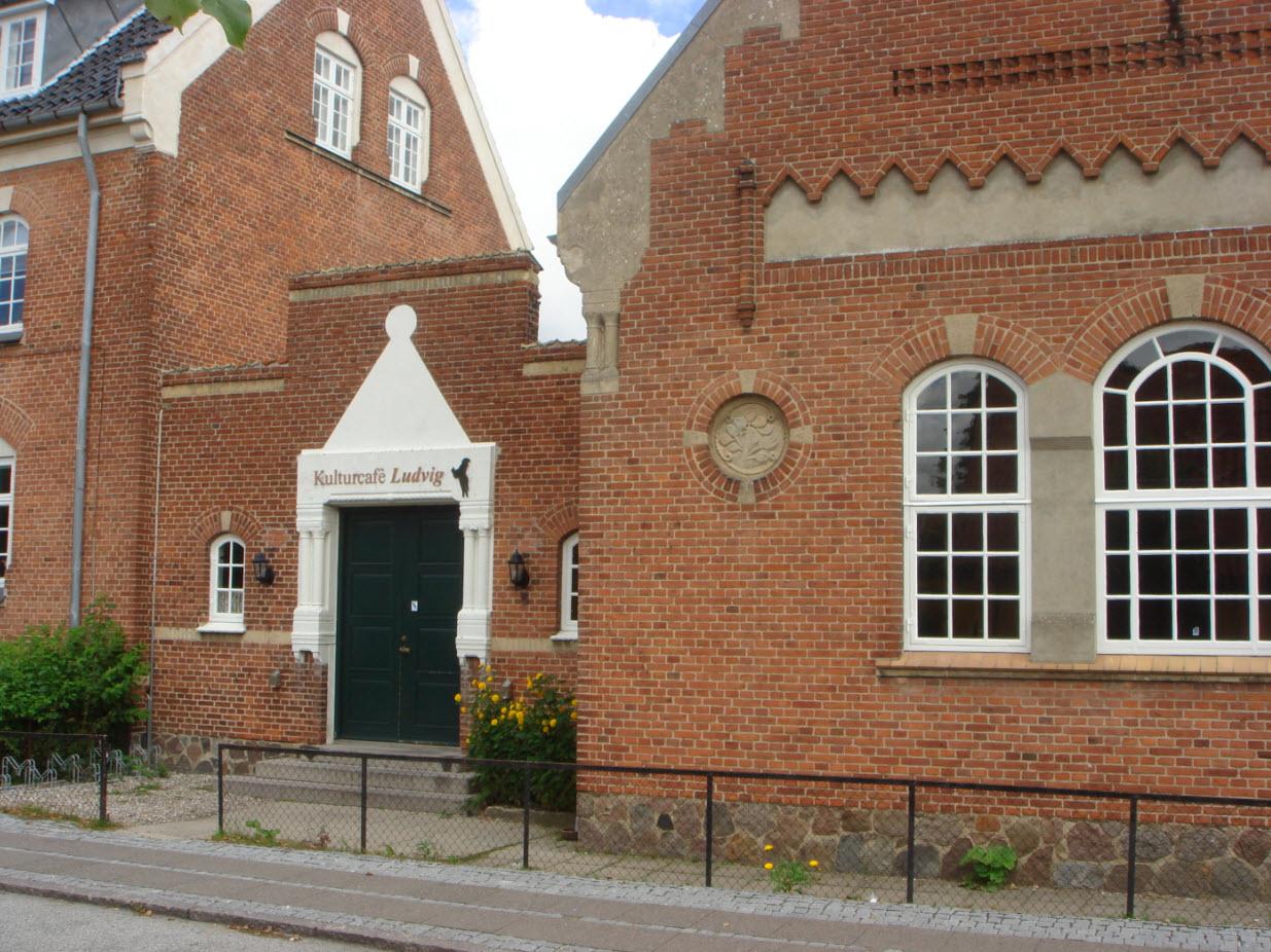 Kulturcafé Ludvig i Sorø