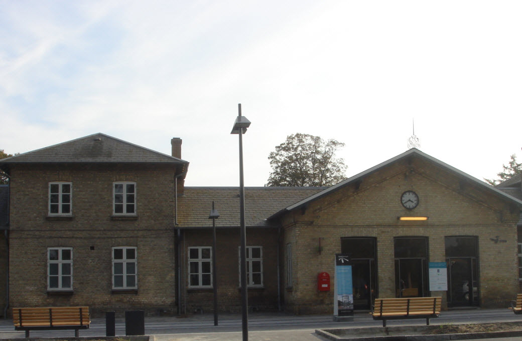 Sorø Station