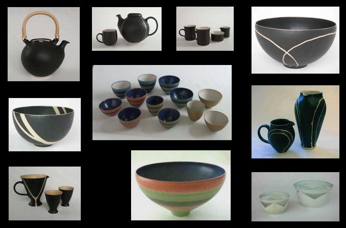 Stentøj og porcelæn