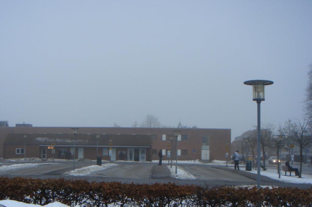 Busterminalen i Sorø