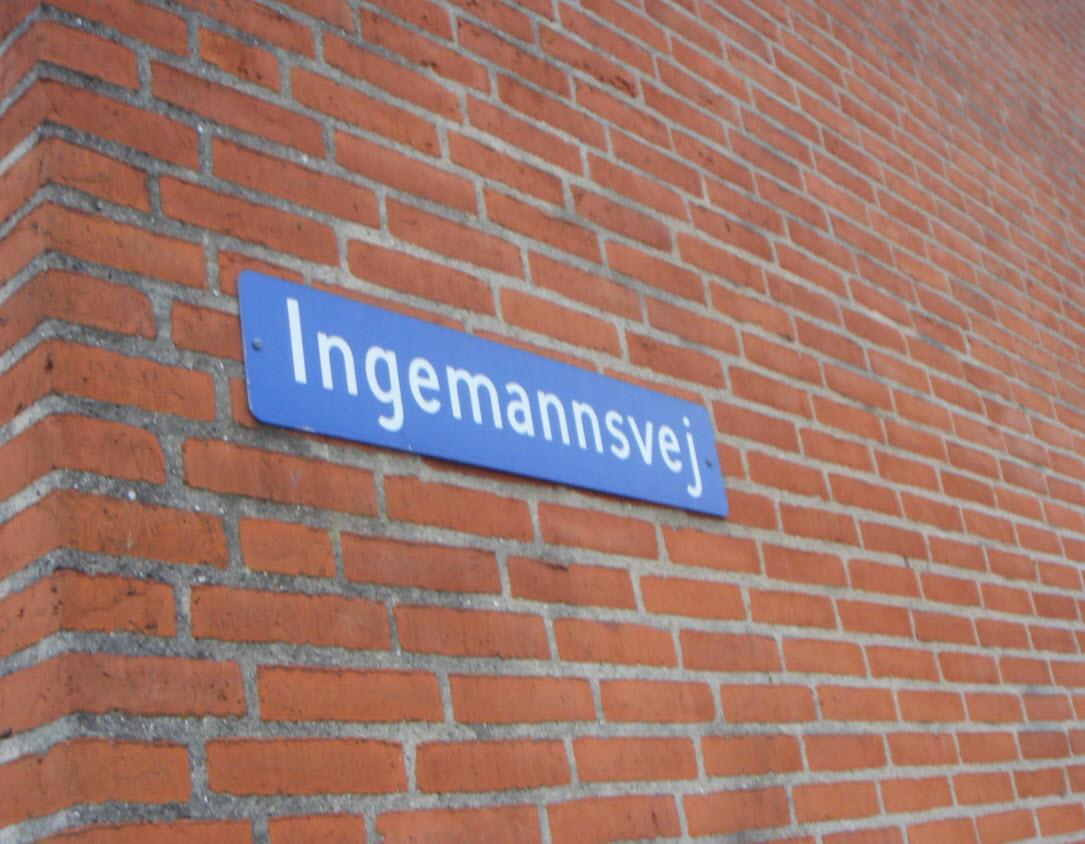 Ingemannsvej i Sorø