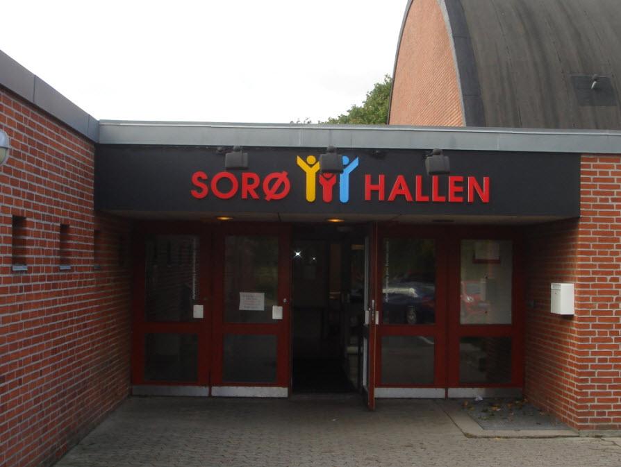 Sorø Hallen - nu med loppemarked