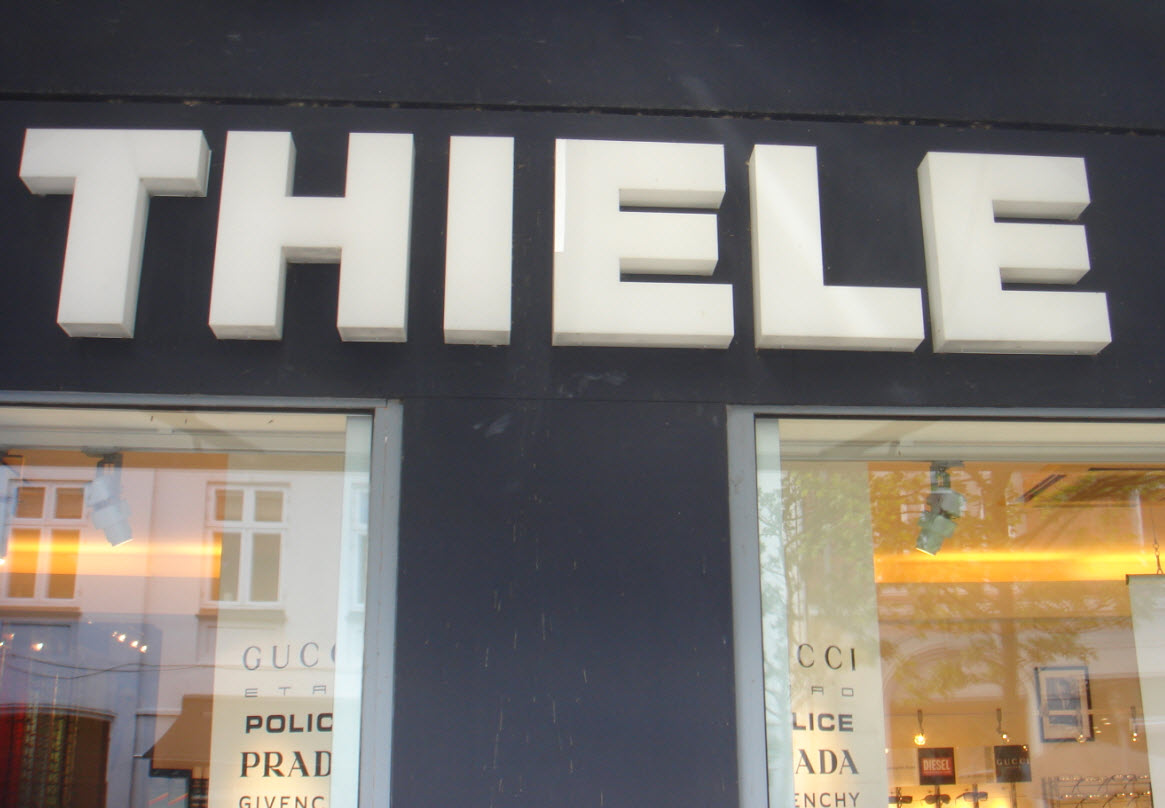 Thiele på Storgade