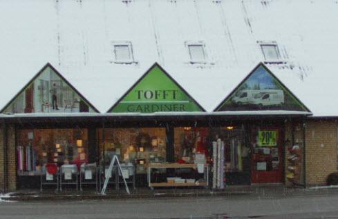 Tofft Gardiner i Sorø