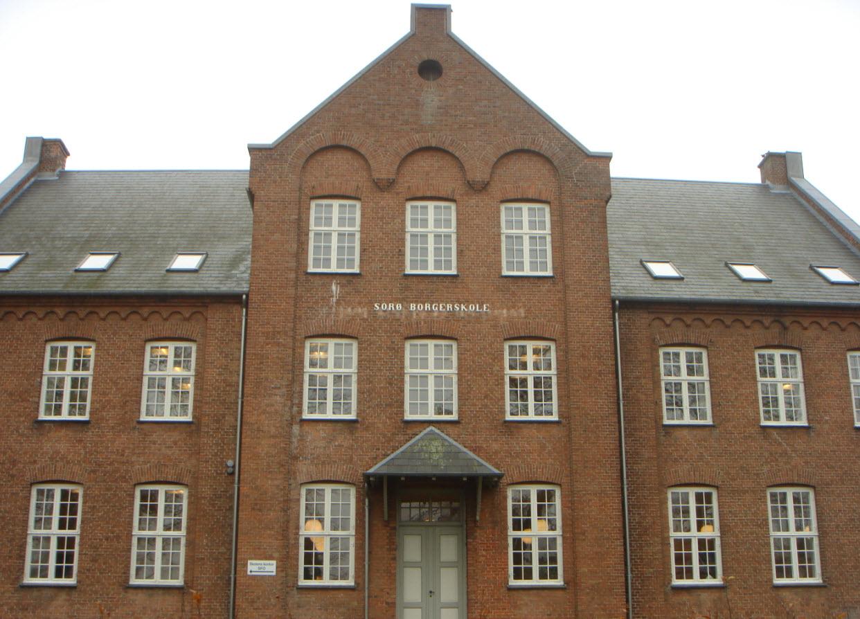 Sorø Borgerskole på Alleen 8