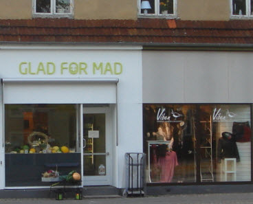Glad for mad