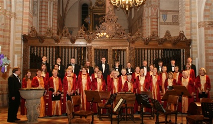 Forårskoncert med Chorus Soranus