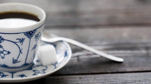 Kaffe hos Frk. Flora
