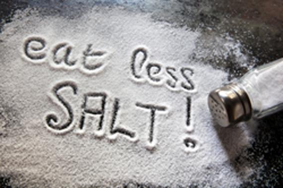 spis mindre salt