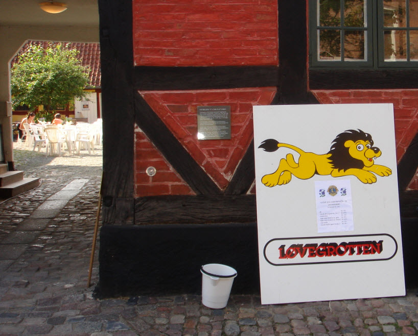 Lions Marked 2012