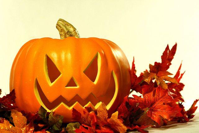 Halloween og haver
