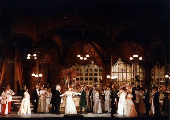 Opera i Victoria Teatret
