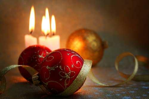 Jul på Kongskilde Friluftsgård